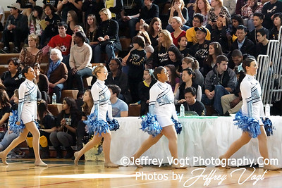 01-07-2012 Clarksburg HS Poms Competition at Damascus HS, Photos by Jeffrey Vogt Photography