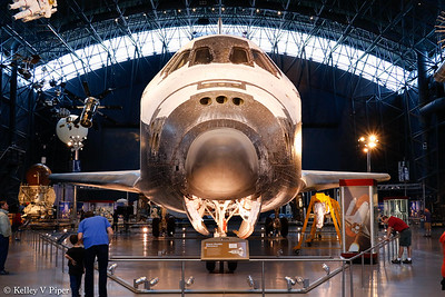 Udvar-Hazy Air and Space Museum (21 May 2016)