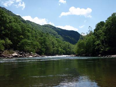 Kaymoor Mine Trail -- New River Gorge NP