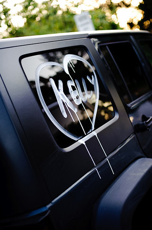 Jeep Decorations