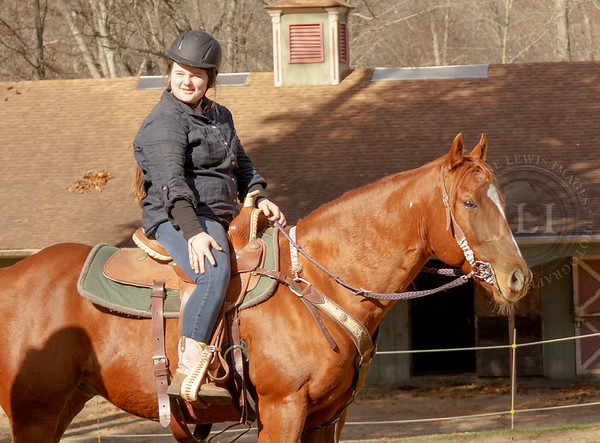 2015 November 8 - CT Barrel Horse - Play Day, Oxford