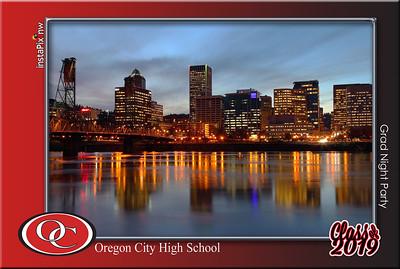 Oregon City Grad Night 2019