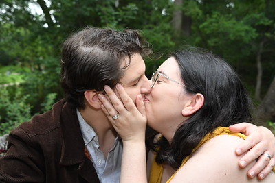 5-30-2021 Alex & Charleen Engagement @ Grapevine Botanic Gardens