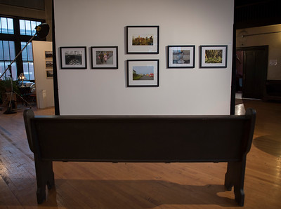 Postcards from Fantasy Mart Photo show