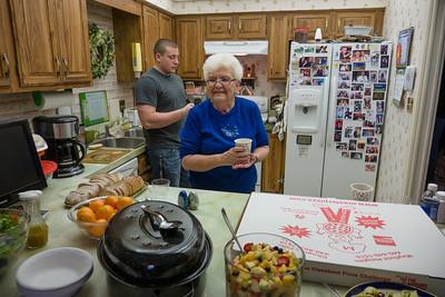 """""""Big"""" Family Xmas Party 12/15/13"""