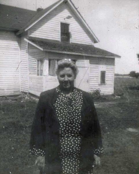 Ella Louise (Anderson) Foote, Sister Bay, WI