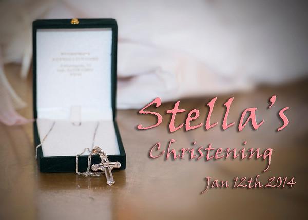 Stella's Christening