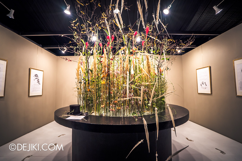 Singapore Garden Festival 2016 -  Floral Windows to the World - A Fairytale