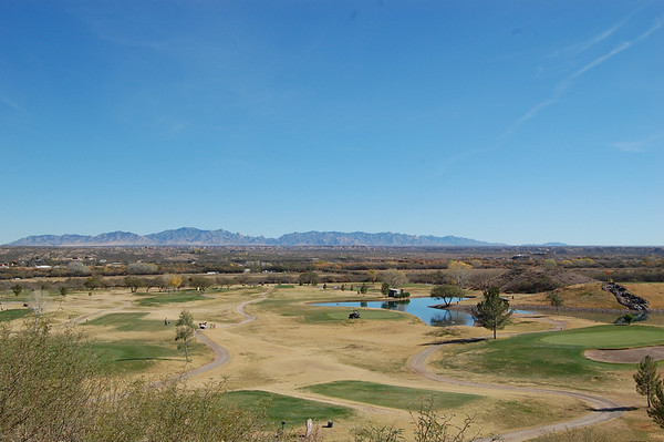 Journal Site 112:  Turquoise Hills Golf Course, Benson, AZ - December 1, 2008
