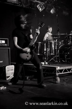 Gentlemans Pistols - Hard Rock Hell IV 2010