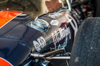 Vintage Cars at Bommarito 500