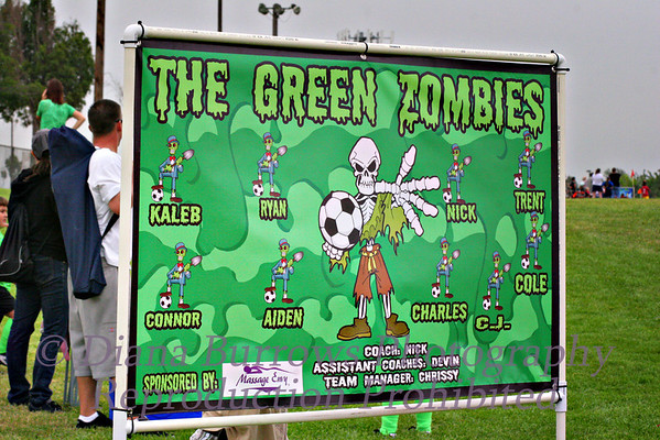 The Green Zombies 8-28-2010