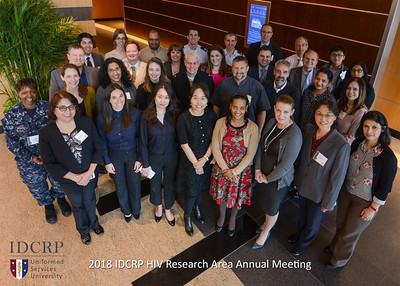 HIV Research meeting 2018