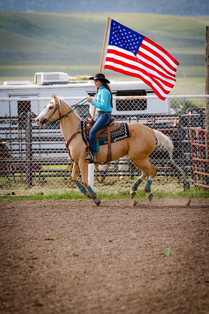 Helmville HS Rodeo May 28th 2016
