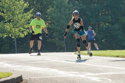 Portage Skates 2014-race