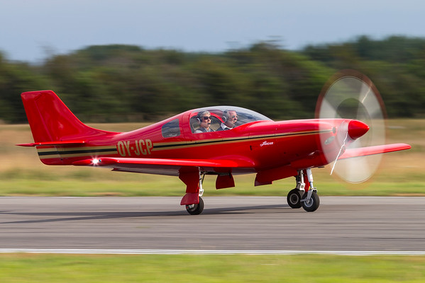 OY-JCP - Lancair 320