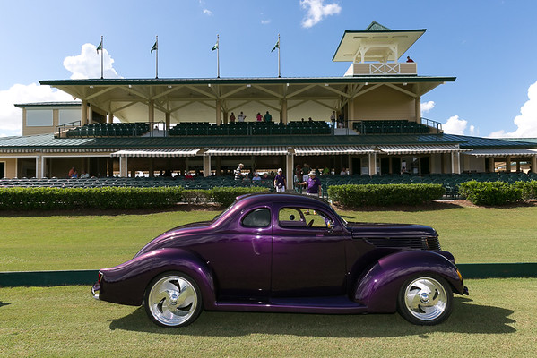 Antique Auto Club at The Villages Polo Club_October 2017