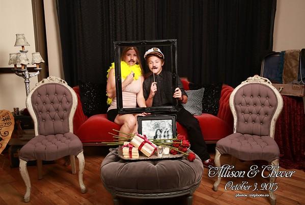 2015-10-03 Allison & Chever