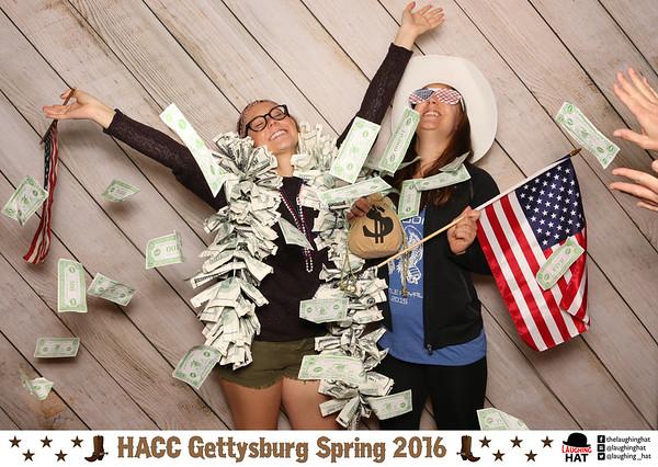 HACC Gettysburg Spring Event