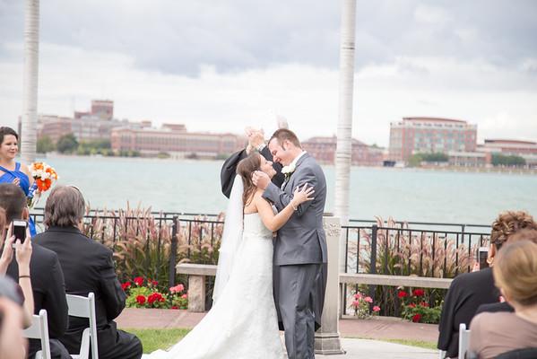 Brian & Felicia Wedding