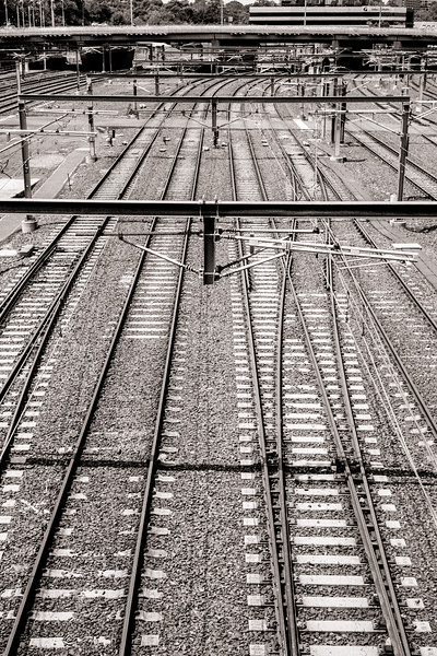 Jolimont Railway Yards (TMax100)