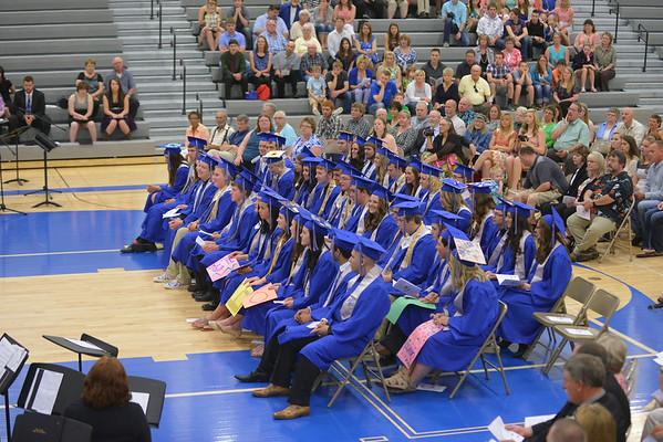 Blair-Taylor Graduation