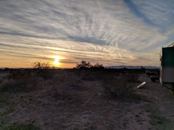 Ehrenberg Desert 2019
