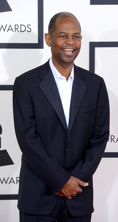 . Earl Klugh arrives at the 56th Annual GRAMMY Awards at Staples Center in Los Angeles, California on Sunday January 26, 2014 (Photo by David Crane / Los Angeles Daily News)