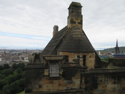 Castles and the stones of Scotland