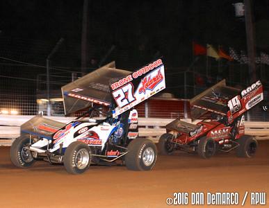 Williams Grove Speedway - 3/25/16 - Dan DeMarco