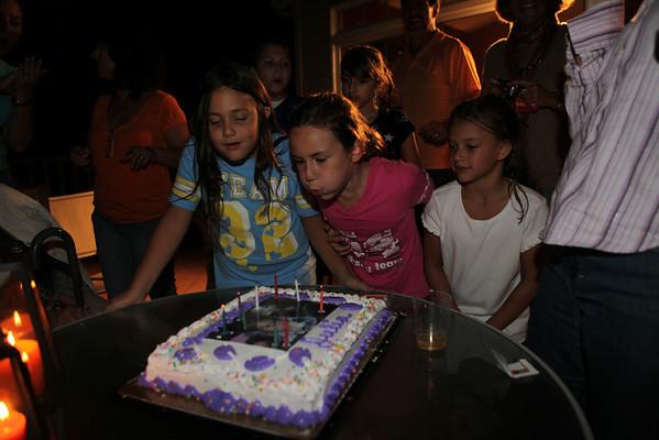 Julia Pillari's 8th Birthday Party