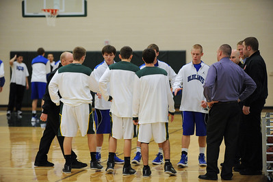 Boys Varsity Basketball - Bondurant 2012