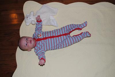 Hank 3 Months Old