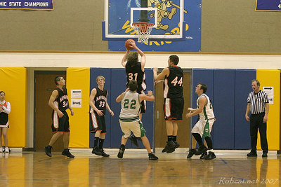 2007 District - Napavine over Morton