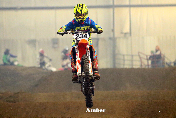 Switchback AX 2/1/20 by Amber.