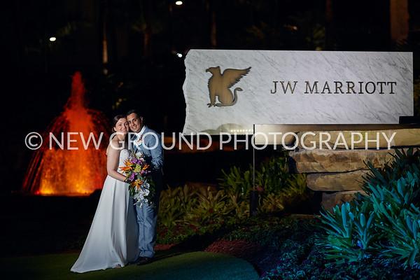 Rachel + Neil   JW Marriott Marco Island