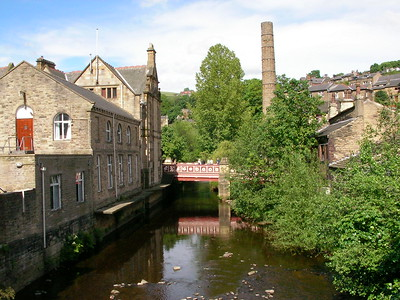 Haworth-Hebden Bridge