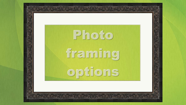 Frames Canvases & Wall Displays