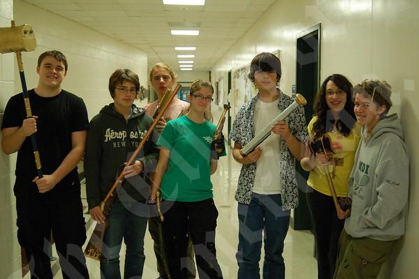 'Pirates' at MDI High School