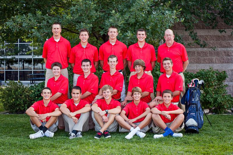 2013 Chaparral Boys Golf