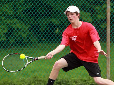 Marblehead vs Manchester-Essex Boy's Tennis