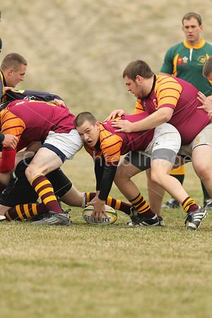 2011 Mens Collegiate Rugby