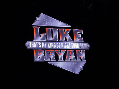 Luke Bryan - May 30, 2014