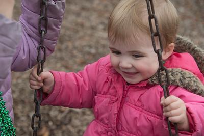 Playground November 2018 - Michaela and Caroline