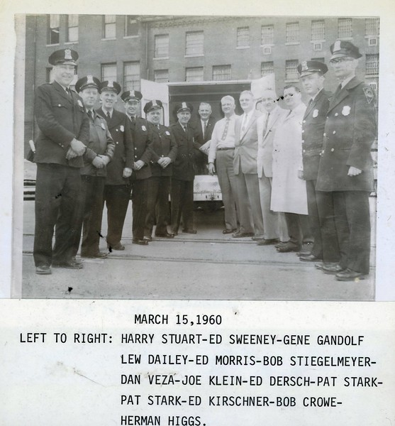 March 15 1960 High School IPD ceremony