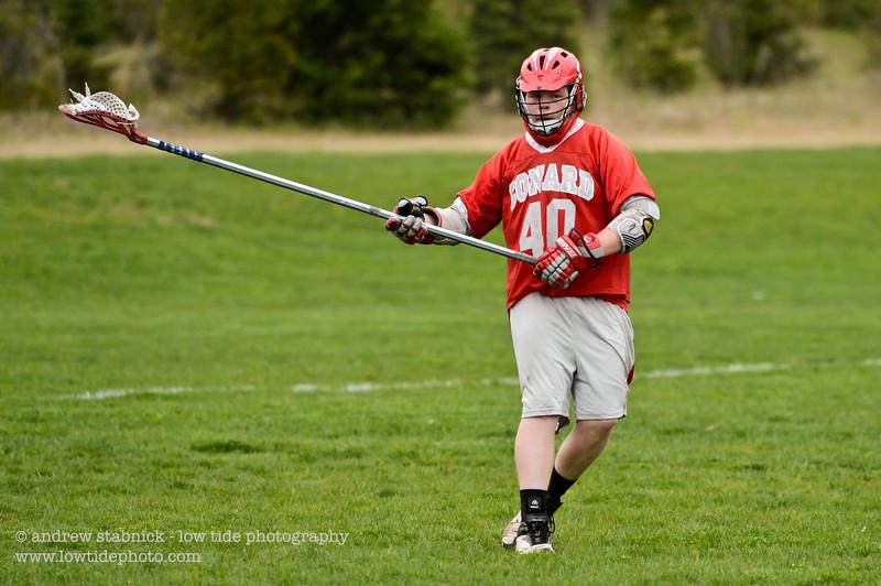2012 - Junior Varsity (boys) v. South Windsor - May 3, 2012