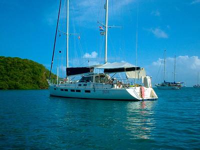 Grenada & Carriacou 2003-2004