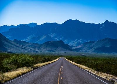 Texas Highway Photo-essay