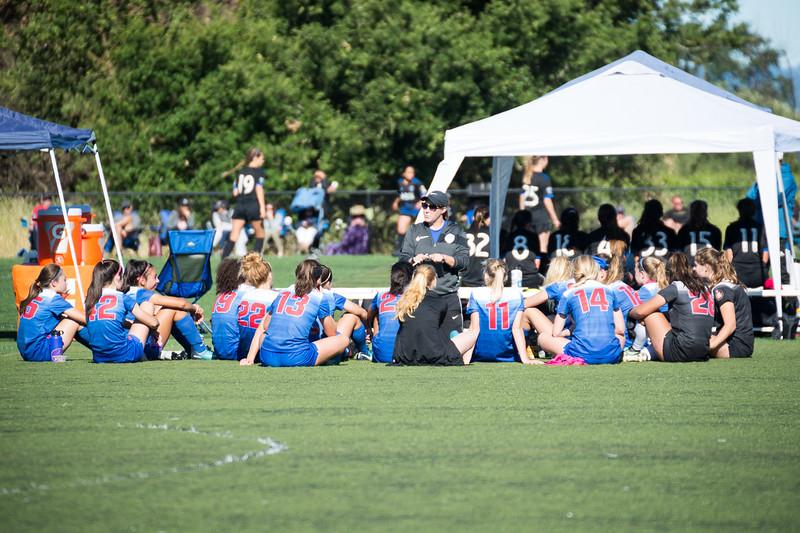 180610 - San Juan ECNL @ Santa Rosa United (03 Girls U16)