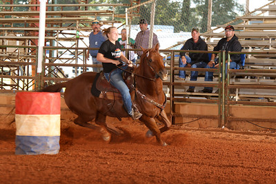 AHC BARREL RACE